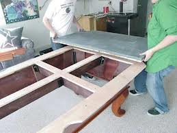 Pool table moves in Albuquerque New Mexico
