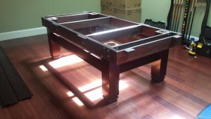 Correctly performing pool table installations, Albuquerque New Mexico