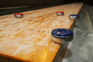 SOLO® Shuffleboard Movers Albuquerque, New Mexico.